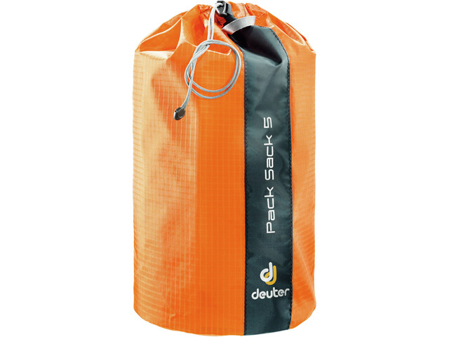 Deuter Pack Sack 5, mandarine